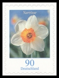 FRG MiNo. 2513-2515 set ** Flowers (IX): MNH, self-adhesive, from box/set