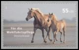 BRD MiNr. 2635 ** Wohlfahrt 2007: Pferde, postfrisch, selbstklebend