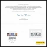 FRG MiNo. 2618 o 50 years Deutsche Bundesbank, first day cancellation