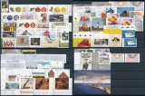 FRG Year 2010 ** MiNo. 2768-2834 + stamp from sheet incl. sheet 77