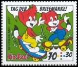 FRG MiNo. 3331-3334 ** New issues Germany september 2017, MNH