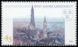 FRG MiNo. 2376 ** Pictures from German cities: 800 years of Landshut, MNH