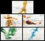 FRG MiNo. 2382-2386 Set ** Sports aid 2004,  MNH