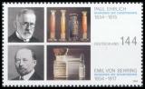 FRG MiNo. 2389 ** 150th birthday of Paul Ehrlich & Emil von Behring, MNH