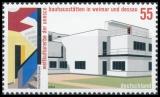 FRG MiNo. 2394 ** Cultural/natural heritage: Bauhausstätten Weimar & Dessau, MNH