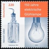 FRG MiNo. 2395 ** 150 years electric incandescent lamp, MNH