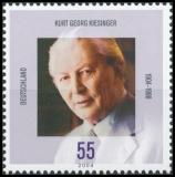 FRG MiNo. 2396 ** 100th birthday of Kurt Georg Kiesinger, MNH
