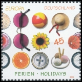 FRG MiNo. 2397 ** Europe 2004: holidays, MNH