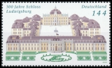 FRG MiNo. 2398 ** 300 years of the Ludwigsburg Palace, MNH