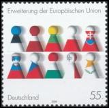 FRG MiNo. 2400 ** Enlargement of the European Union, MNH