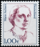 FRG MiNo. 2305 ** Women of German History (XXII): Marie Juchacz, MNH