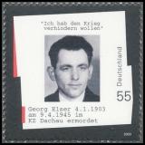FRG MiNo. 2310 ** 100th birthday of Georg Elser, MNH