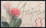 FRG MiNo. 2317 ** Post !: Rose greeting, MNH