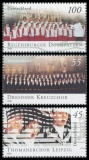FRG MiNo. 2318-2320 Set (from block 61) ** Famous boys choirs, MNH