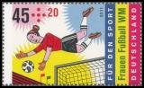 FRG MiNo. 2857-2860 ** Sports help 2011: World Cup & Championships, MNH