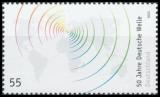 FRG MiNo. 2334 ** 50 years of radio station Deutsche Welle, MNH