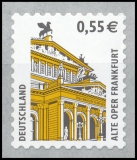 FRG MiNo. 2304 BA ** Places of interest, self-adhesive, MNH
