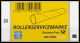 FRG MiNo. Roll service stamp 1 Deutsche Post Euro Express, Hologram post horn