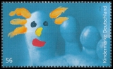 FRG MiNo. 2280 ** For us children 2002, from block 60, MNH
