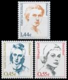FRG MiNo. 2295-2297 set ** Women of German history (XXI), MNH