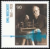 FRG MiNo. 2897 ** 150th Birthday of Emil Wiechert, MNH