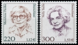 FRG MiNo. 2158-2159 set ** Women of German history (XX), MNH