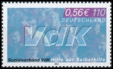 FRG MiNo. 2160 ** Service to the next (III): Sozialverband VdK, MNH