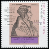 FRG MiNo. 2169 ** 450th anniversary of the death of Martin Bucer, MNH