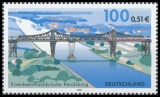 FRG MiNo. 2178 ** Bridges (V): Railroad bridge Rendsburg, MNH