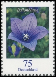 FRG MiNo. 2835 ** Flowers (XXII): Balloon flower, MNH