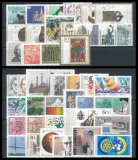 FRG Year 1987 ** MNH complete MiNo. 1304-1346 incl. series