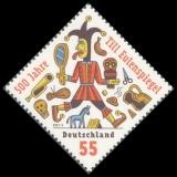FRG MiNo. 2880 ** 500 years Till Eulenspiegel, MNH