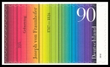 FRG MiNo. 2929 ** 225. birthday Joseph von Fraunhofer, MNH, self-adhesive