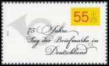 FRG MiNo. 2882 ** 75 years Stamp Day in Germany, MNH