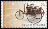 FRG MiNo. 2867 ** 125 Years Automobile, MNH