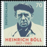FRG MiNo. 3350 ** 100th birthday Heinrich Böll, MNH