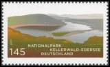 FRG MiNo. 2841 ** German parks (X):  National Park Kellerwald-Edersee, MNH