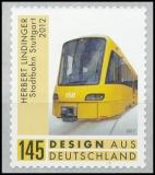 FRG MiNo. 3363 ** Lindinger city railway Stuttgart, MNH, self-adhesive