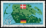 FRG MiNo. 1241 o 30 years Bonn-Copenhagen Declarations, postmarked