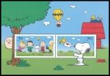 FRG MiNo. Block 82 (3369-3370) ** Peanuts, sheetlet, MNH