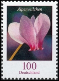 FRG MiNo. 3365 ** Permanent series Flowers: cyclamen, MNH