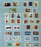 SAFE 1190/1191/1192 Favorit Stocksheet pages