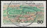 FRG MiNo. 1221 O German Electron Synchrotron (DESY), postmarked