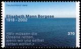 BRD MiNr. 3375 ** 100. Geburtstag Elisabeth Mann Borgese, postfrisch