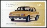 BRD MiNr. 3378-3379 Satz ** Klassische Automobile, selbstklebend, postfrisch