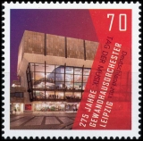 FRG MiNo. 3385 ** Music Day - 275 years Gewandhaus Orchestra, MNH