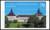 FRG MiNo. 3388-3389 Set ** Friedenstein & Falkenlust, self-adhesive, MNH