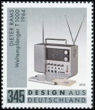 FRG MiNo. 3400 ** Series design from Germany: world receiver, MNH