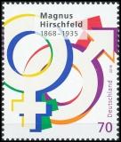 FRG MiNo. 3403 ** 150th birthday Magnus Hirschfeld, MNH
