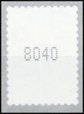 FRG MiNo. 2514 ** Flowers (IX): dahlia, MNH, self-adhesive